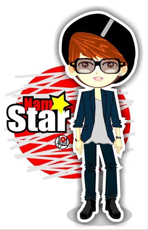 Standee Mr. WooHyun