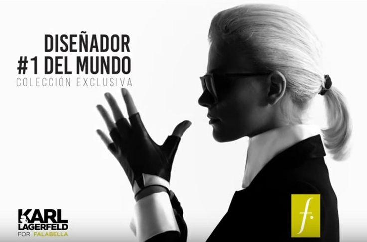 Saga Falabella presenta hoy exclusiva colección Karl Lagerfeld - Perú Retail (Comunicado de prensa) (blog)
