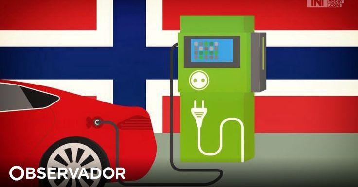 A Noruega é um país curioso. Vive folgadamente à custa do petróleo que extrai do Mar do Norte, mas arvora-se como o menos poluído dos países. E aquele onde se vendem mais eléctricos. Mas quem lidera? http://observador.pt/2018/03/02/quem-vende-mais-na-meca-dos-carros-electricos/