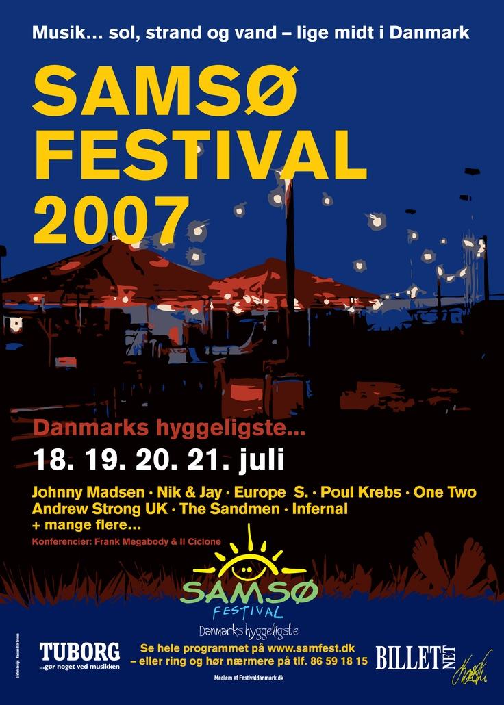 Samsø Festival 2007