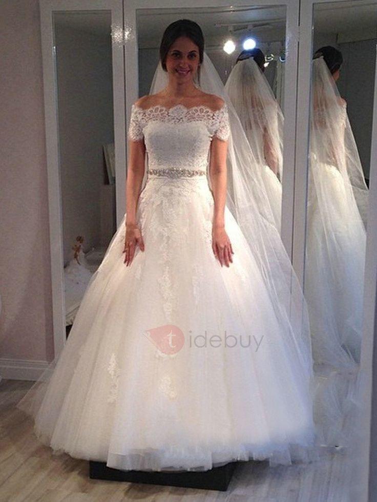 38 best Hochzeitskleider images on Pinterest   Hochzeitskleider ...