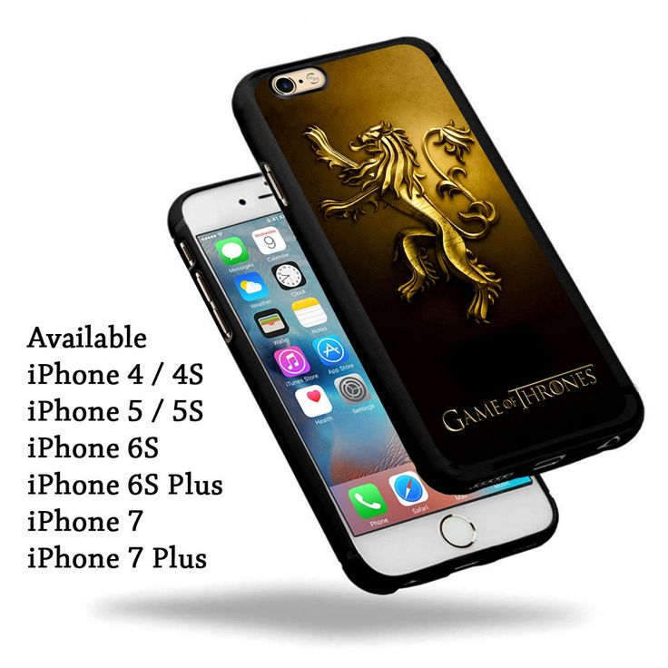 New Game Of Thrones Gold Lannister Print On Hard Plastic Cover Apple iPhone Case #UnbrandedGeneric #iPhone4 #iPhone4s #iPhone5 #iPhone5s #iPhone5c #iPhoneSE #iPhone6 #iPhone6Plus #iPhone6s #iPhone6sPlus #iPhone7 #iPhone7Plus #BestQuality #Cheap #Rare #New #Best #Seller #BestSelling #Case #Cover #Accessories #CellPhone #PhoneCase #Protector #Hot #BestSeller #iPhoneCase #iPhoneCute #Latest #Woman #Girl #IpodCase #Casing #Boy #Men #Apple #AplleCase #PhoneCase #2017 #TrendingCase #Luxury…