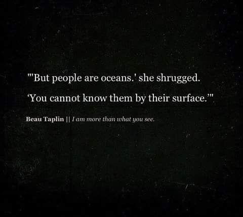 Quotes On Depth Ecosia