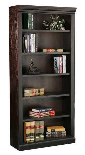 American Furniture Warehouse Espresso Bookcase 32 X 84