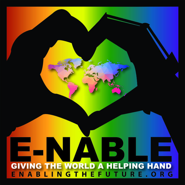 """A Global Network Of Passionate Volunteers Using 3D Printing To Give The World A """"Helping Hand."""""""