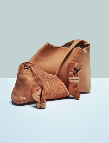 5 | This Designer Makes Handbags From Cow Ears, Tails, And Faces | Co.Design | business + design