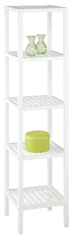 INSTEAD OF IVAR? FARGO shelf 5 shelves white | JYSK