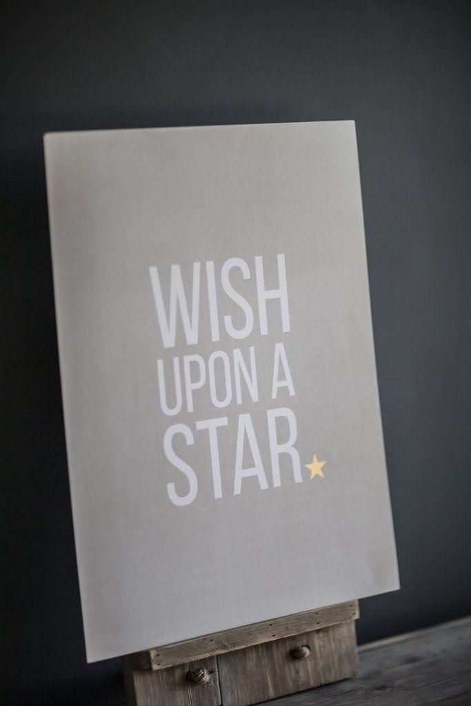 Wish Upon A Star Print
