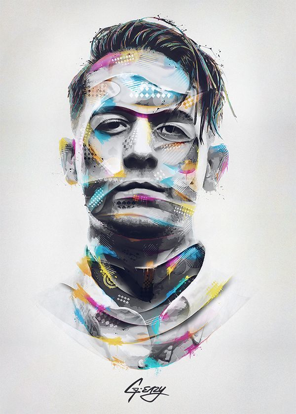 An illustration that I just finished of G-Eazy - Imgur