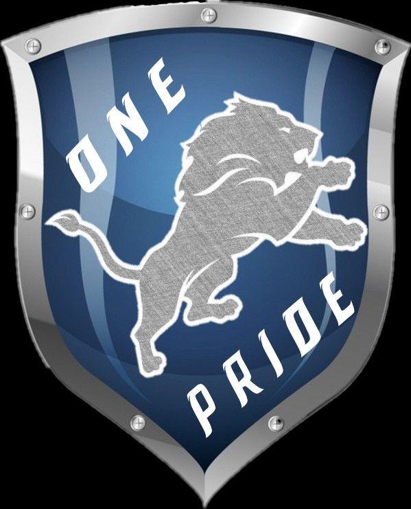 Detroit Lions Shield Detroit Lions Logo Detroit Lions Wallpaper Detroit Lions Football