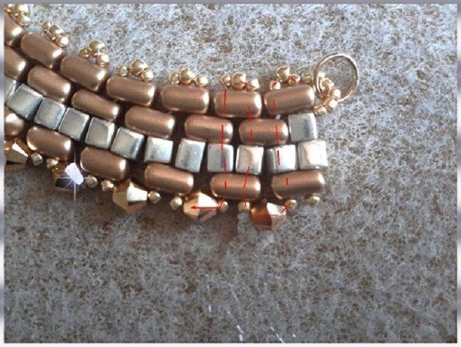 collar-oro-negro-perla de vidrio-rullas-tops-sedoso-bead-espíritu-20