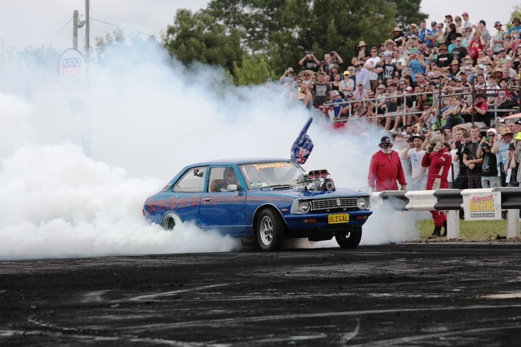 Summernats 26 - Burnout 2