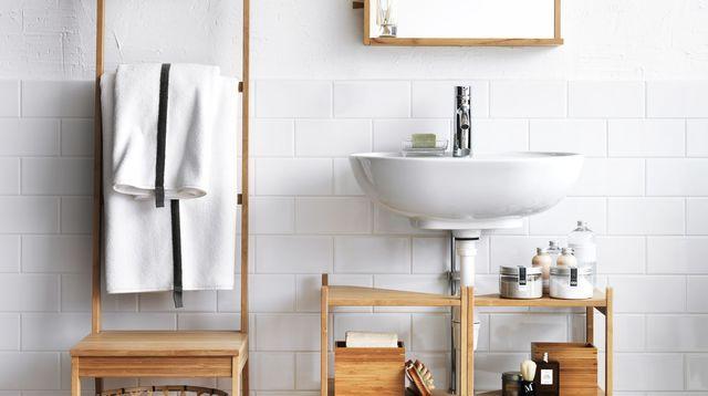 Relooker une salle de bains pour moins de 200 euros
