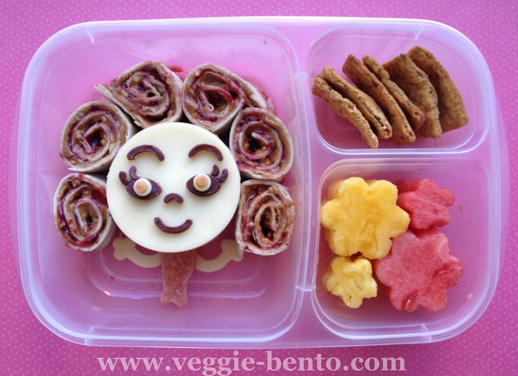 gallery of fun vegetarian lunches for kids easylunchboxes vegetarian bento. Black Bedroom Furniture Sets. Home Design Ideas