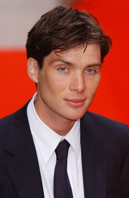 Cillian Murphy - oh Tommy Shelby, you squeeze my heart.