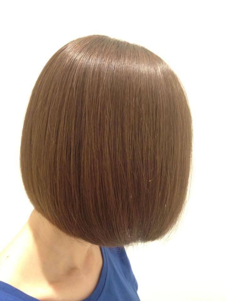 One length haircut                                                                                                                                                                                 More