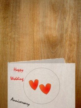 A Wedding Anniversary card #anniversary Anniversary wishes