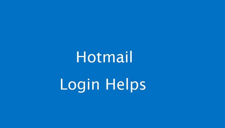 Hotmail Login Helps. Login. Sign in. Sign up. Solutions to hotmail problems