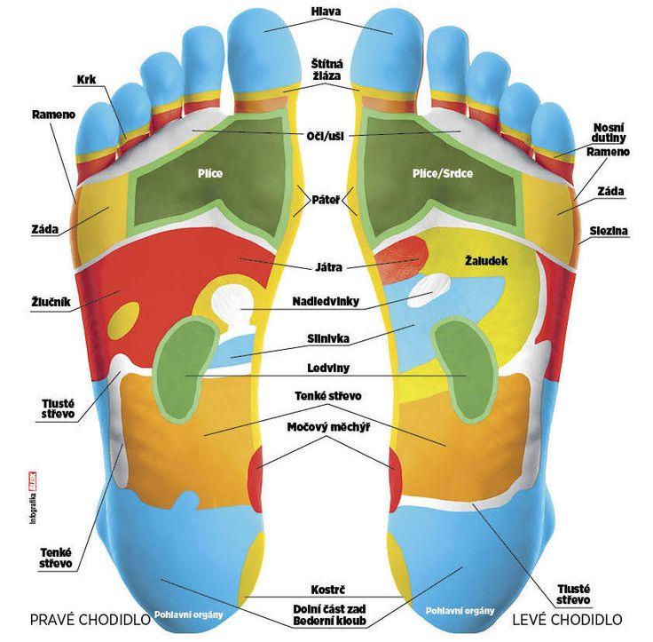 Masáž nohou | Swiss Foot Massager | masážní přístroj na nohy