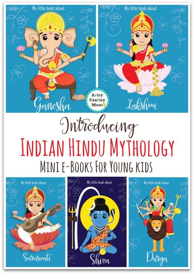 Introducing Indian Hindu Mythology for kids