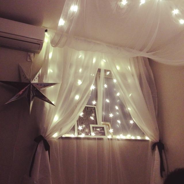 フェアリーライトって知ってる?お部屋をドリーミーな癒し空間にしよう♡の15枚目の写真 | マシマロ