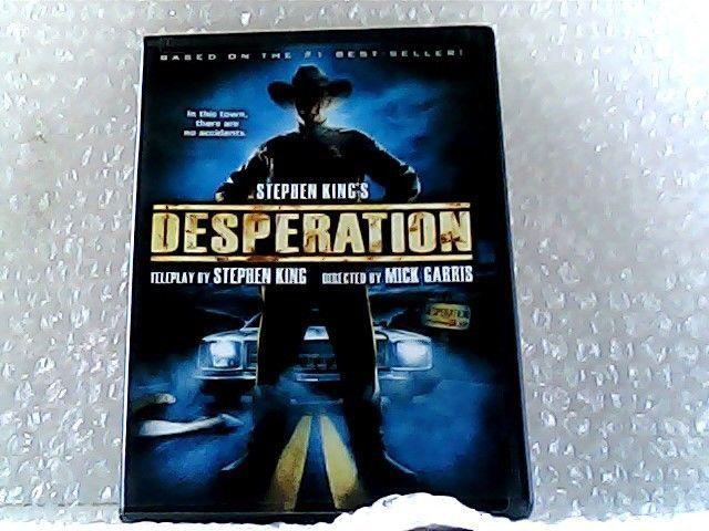 stephen kings desperation dvd 2006
