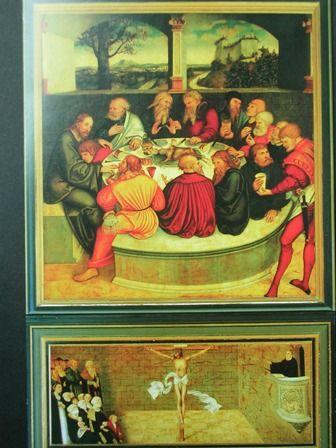 CRANACH et le protestantisme