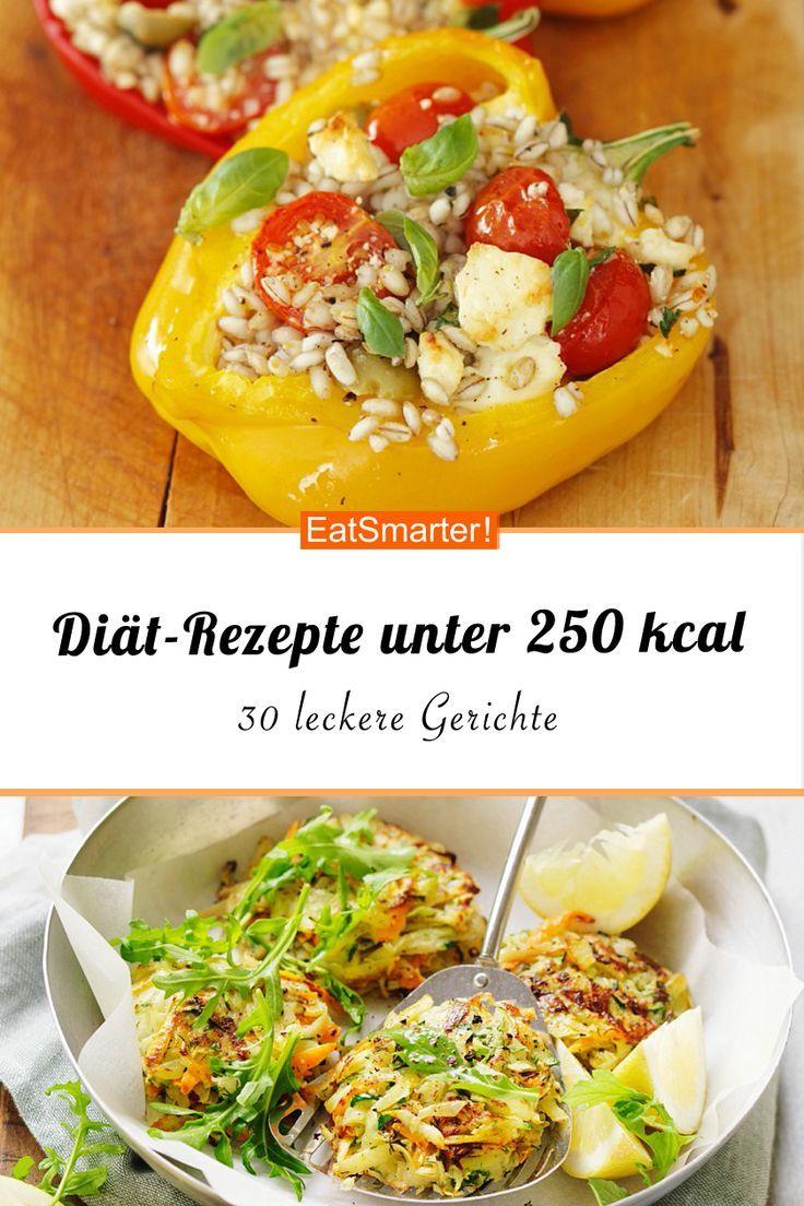 Diät-Rezepte unter 250 kcal – healthy forces – Abnehmen Tipps, Rezepte & Ernährungsplan