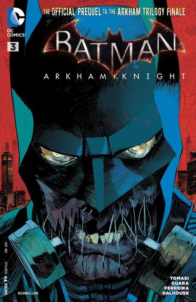 Arkham knight release date