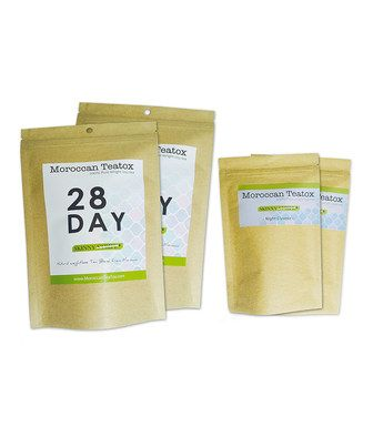 Another great find on #zulily! 28 DAY TEATOX 28-Day Moroccan Teatox Detox Kit by 28 DAY TEATOX #zulilyfinds $25