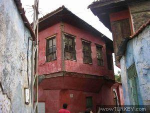 Manisa - Kula - Tarihi evler ve sokaklar