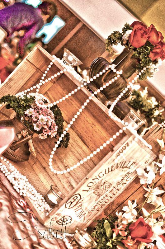 Retro Wedding theme