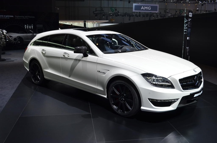 Mercedes benz cls amg63 shooting brake automobile for Mercedes benz cls wagon