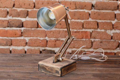 Desk lamp, Work lamp, Schreibtischlampe, Lamp height adjustment, Gift ideas, Home decor, office decor