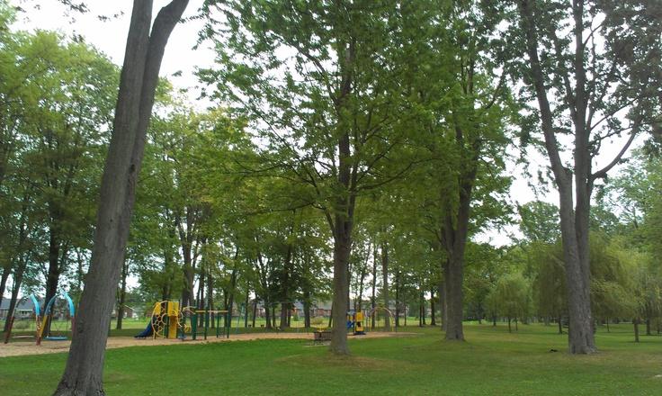 Brampton Park, Woodstock, ON
