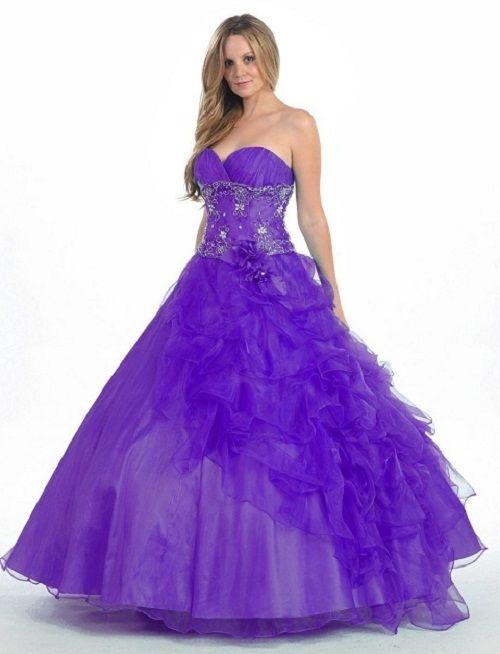 long puffy prom dresses 2011 Long Puffy Prom Dress: Make it more Voluminous