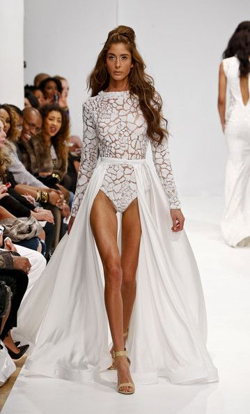 Mercedes-Benz Fashion Week Fall 2014 – Michael Costello