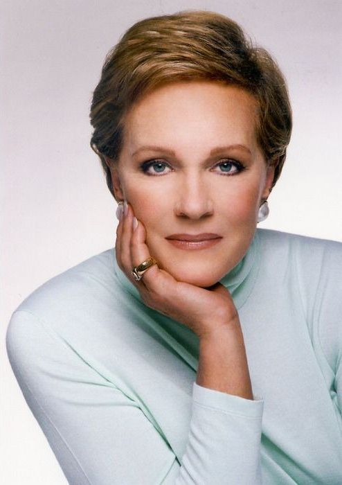 Julie Andrews, who brings class to everything she does.  My favorites are 'The Sound of Music' and 'Victor/Victoria'.