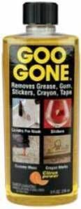 Goo Gone Remover 8 oz. Bottle