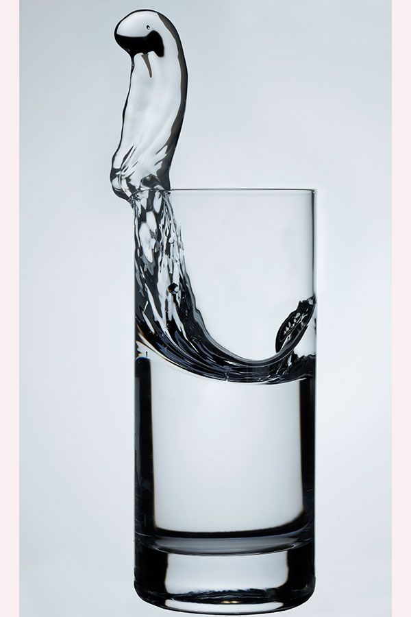 13 ways to a healthier diet: Water supply; start each day by drinking 8-16 ounces of water.