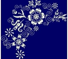 Výšivka RH Vajnory, 17x15 cm