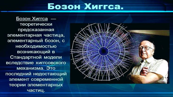 Бозон Хиггса - ЧАСТИЦА БОГА!!