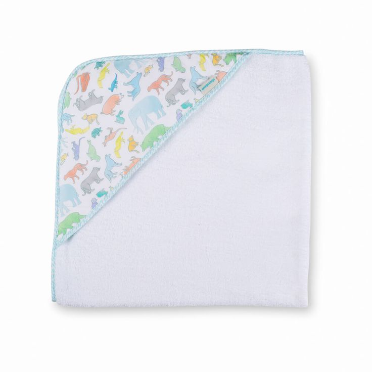 Hooded Towel - Great & Small