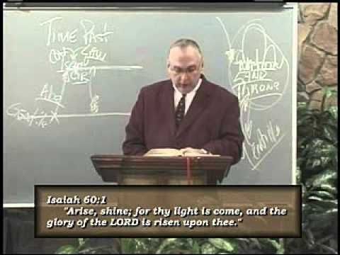 """Through The Bible in Seven Hours"" with Pastor Richard Jordan (Hour # 3) - YouTube"