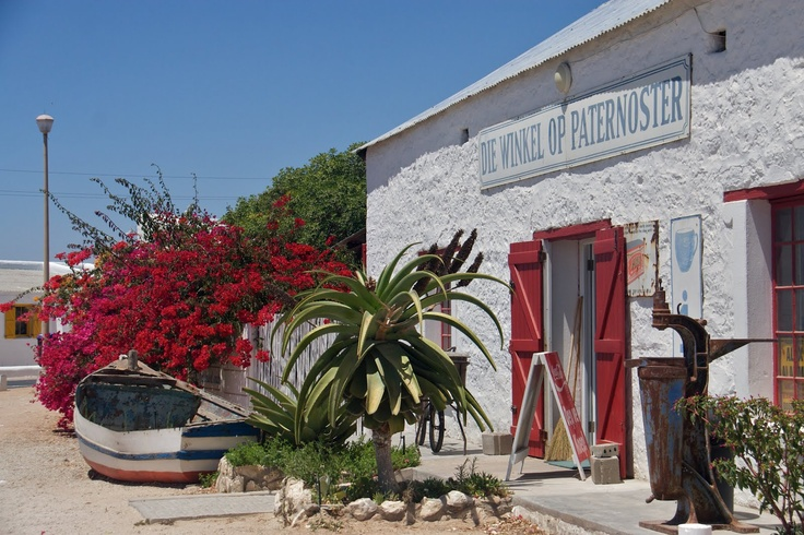 Die Winkel op Paternoster BelAfrique - Your Personal Travel Planner - www.belafrique.co.za