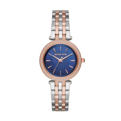 Michael Kors Women's Mini Darci Silver-Tone Watch MK3651 ** Check out this g...