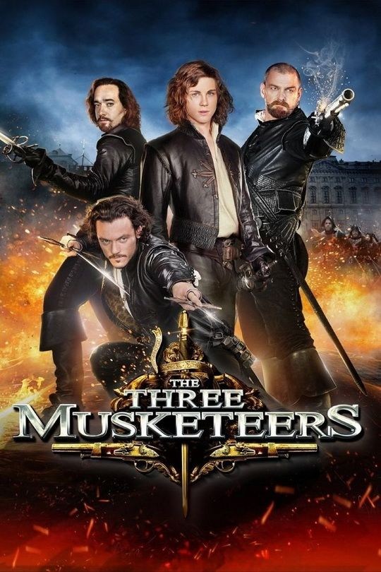 Сериал Мушкетеры (The Musketeers) | BBC One | thevideo.one - смотреть онлайн
