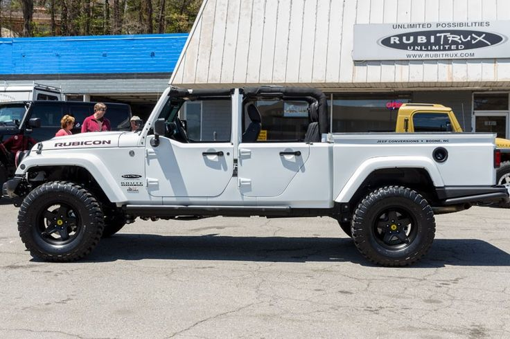 Jeep Wrangler Pick Up >> AEV Brute Double Cab Jeep Pickup with half doors. My ultimate vehicle. | JK | Pinterest | Jeep ...