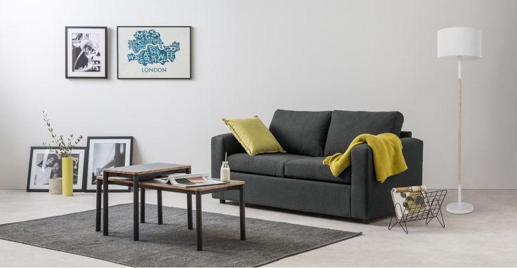 MADE Essentials Kyle Stehlampe, Weiß ► Neues Design für dein Zuhause.