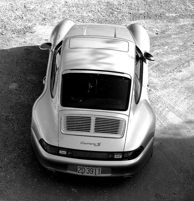 Denke, der einzige Porsche, den ich kaufen würde. James May und Richard Hammond haben einen!   – Gentleman's Cars